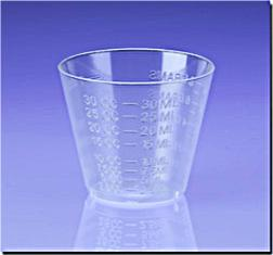 One Ounce Measure Cup