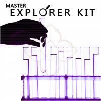 MASTER EXPLORER KIT - EXP-KIT03 -  PROFILE PHOTO